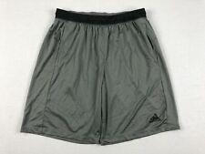 adidas - Men'sGray Clima-lite Shorts (XL) - Used