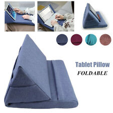 Tablet PC Base Folding Stand Tablet Pillow For iPad Book Reading Holder Cushion