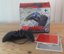 Logitech Wingman Game Pad (PC) with Mini Joystick/8 way digital D Pad