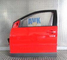 VW Polo 9N Cross, 2006-, Tür vorn links, flashrot LP3G