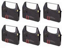 6 x Farbband Gr. 163C Olympia ESW-3000 Standard 200 210 Startype 130 150 Ribbon