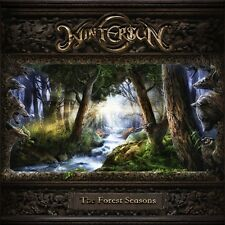 WINTERSUN - THE FOREST SEASONS - NEW DELUXE EDITION CD