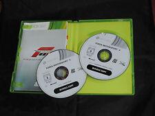 Forza Motorsport 3 forza motorsport 4 notice jeu 4 + boite