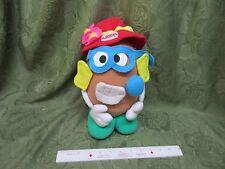 Mr. Potato Head Doll Playskool Soft Plush Stuffed Velcro Part Pieces Toy Vintage