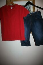 Polo Jeans Outfit By Papo D'Anjo, Mini Boden ~ 11/12