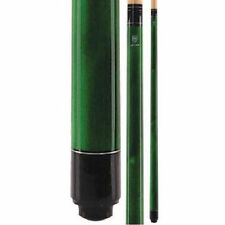 McDermott Lucky Pool Cue Stick L3 - Green Maple - 18 19 20 21 oz W/ FREE CASE