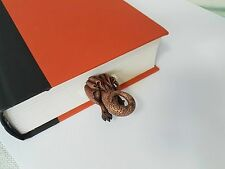 Dragon handmade bookmark gifts. Awesome present for a bookworm!