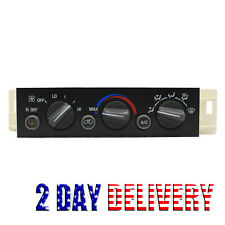 A/C Heater Climate Control For 96-00 Chevy Suburban Tahoe GMC Yukon 9378805