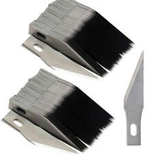 100PCS #11 Blades para X-Acto knife Reemplazo Luz Deber Hobby Arts & Craft