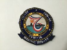 1976-77 Cvn -65 West Pac