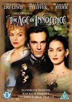 The Age Of Innocence [DVD] [2001][Region 2]