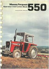 Massey Ferguson mf712 estiércol esparcidor Manual del operador-Mf 712