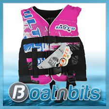 life Jacket, Nylon Pink Child Size 6