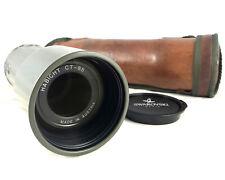 Swarovski Optik Habicht CT 85 20-60x Spektiv Fernrohr mit Leder Köcher