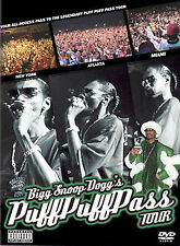 Bigg Snoop Dogg's Puff Puff Pass Tour   DVD  Buy 3 Get 1 Free