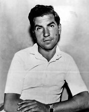 "New 8x10 Photo: Mobster Charles ""Lucky"" Luciano, Father of Organized Crime in US"