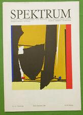 Spektrum Originalgraphik Dichtung  Zürich 1986 Nr. 112 Erinnerung