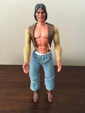 Vtg Mattel Big Jim's P.A.C.K. JIM PACK CHIEF TANKUA WARPATH COMMANDER Jack Kirby