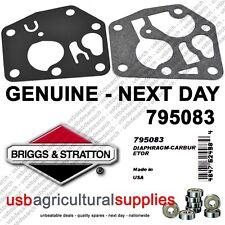 BRIGGS & STRATTON DIAPHRAM CARBURETOR GASKET 795083 495770 - NEXT DAY DEL
