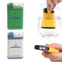 3pk HydraLight Mini Water Powered Emergency LED Flashlight Camping Accessories