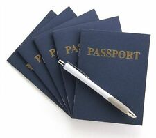 "My Passport Book SET OF 10 BOOKS 4.25""x5.5"", 24 pages Hygloss New TEN BOOKS!"