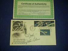 Astronaut John Glenn First Day Cover Autograph. Dated September 1967.