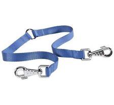 Laisses bleus pour chiens moyens