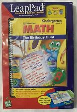 Leappad - Leap Frog - Leap 1 Math - The Birthday Hunt In Retail Box Free Ship