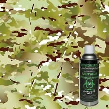 Hydrographic Film Water Transfer Hydro Dip 6oz Activator With Army Camo Kit