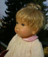 Götz Puppe Baby Evchen 41 cm Elisabeth Lindner aus 2003 Künstlerpuppe Gotz Doll