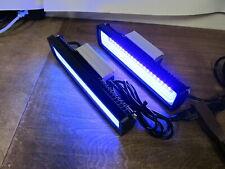 SHPODA 36W UV LED BLACK LIGHT BAR SPD-C36W-UV-US LOT OF 2 OPEN BOX