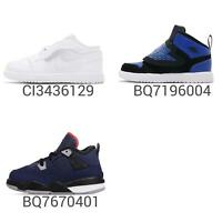 Nike Jordan 1 / 4 / 6 / 11 / 12 Retro TD Toddler Infant Baby Shoe Sneaker Pick 1