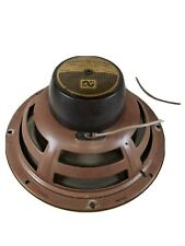 Vtg 1950s General Electric GE A1-401 Dual Coaxial ALNICO Woofer Tweeter Speaker