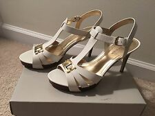 Marc Fisher Women's Leather Sandals