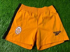 LIVERPOOL ENGLAND 1996/1997 FOOTBALL SHORTS GOALKEEPER REEBOK ORIGINAL YOUNG 28