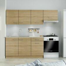 Küchenmöbel Hit Küchenblock Komplett Küche-Set Einbauküche Küchenzeile M24