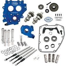 S&S Gear-Drive 510 Cam Chest Upgrade Kit Cams for 1999-2006 Harley Twin Cam