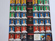 REWE - WM 2018 DFB - Russland Sammelkarten - Komplett alle 36 verschiedene - NEU