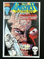 THE PUNISHER #55 (2ND SERIES) MARVEL COMICS 1991 NM+
