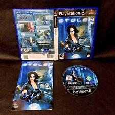Juego PLAYSTATION 2 PS2 robados en Caja Y Manuales Completo Pal Juegos De Cadera 12+ en muy buena condición