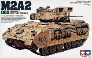 TAMIYA 35264 M2A2 Bradley Tank ODS IFV Iraq 03 1:35 Model Kit