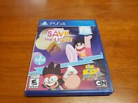 Steven Universe Save The Light / OK K.O Let's Play Heroes (Sony Playstation 4)