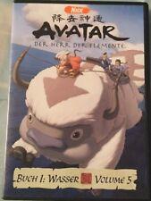 DVD Avatar - Der Herr der Elemente/Buch 1: Wasser Vol. 5 (2008) Guter Zustand