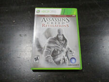 Assassins Creed Revelations Microsoft Xbox 360 Video Game Case