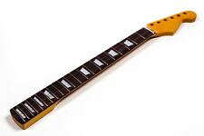 Rosewood Electric guitar neck Stratocaster - Mástil guitarra eléctrica palorosa
