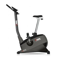 NEW York Fitness C415 Upright Magnetic Resistant Stationary Exercise Bike with C