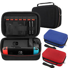 MoKo Travel Carrying Storage Case Messenger Bag for Nintendo Switch Console,Dock