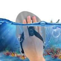 Swimming Diving Hand Fins Paddles Webbed Training Fins Scuba 13.6*19.5cm