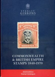 The 2020 Stanley Gibbons Commonwealth & British Empire Catalogue (2021/10/06#02)