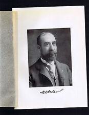 Michael Ignatius Weller - Civil Engineer - 1917 Portrait Lithograph